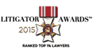 Litigator Awards 2015