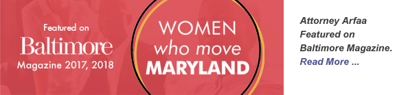 Women who move Maryland